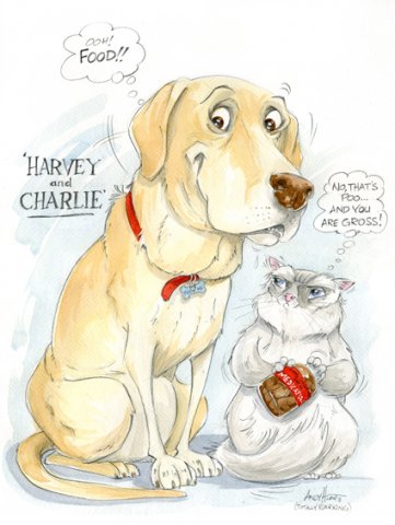 Harvey & Charlie